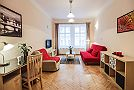 Accommodation Smecky 14 - Flat 12 Sala de estar
